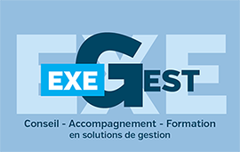Logo EXEGEST-EXE Conseil Accompagnement Formation